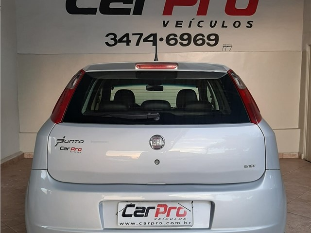 Fiat Punto 2011 1.6 essence 16v flex 4p manual - Foto 13