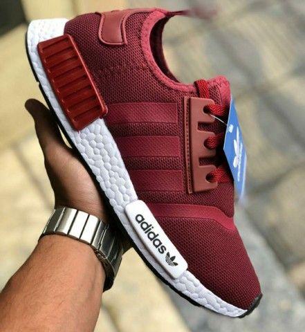 Vendo tênis Adidas nmd e nmd Ferrari ( 120 com entrega ) - Foto 2