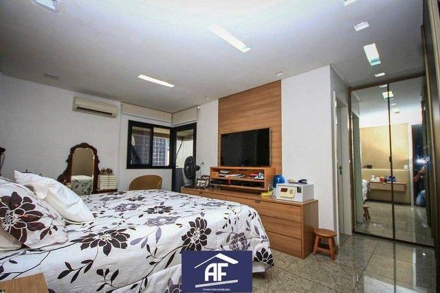 Apartamento de alto padrão com vista permanente para o mar, 4 suítes - Maceió/AL - Foto 11