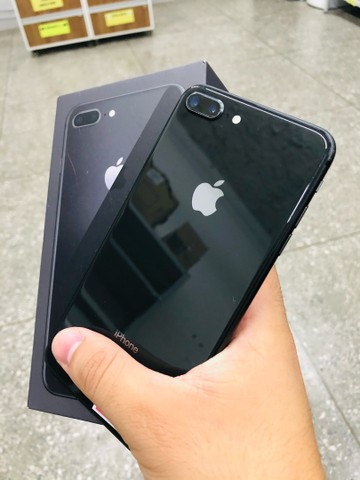 Boa tarde >> iPhone 8 Plus black pra hoje, aproveite  - Foto 4