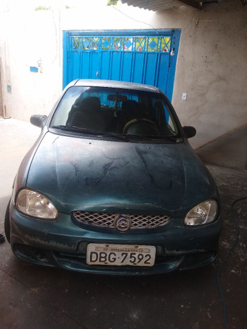 Corsa Hatch 4 portas 2001 - Foto 3