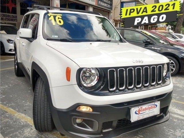 Jeep Renegade Longitude 1.8 - 2016
