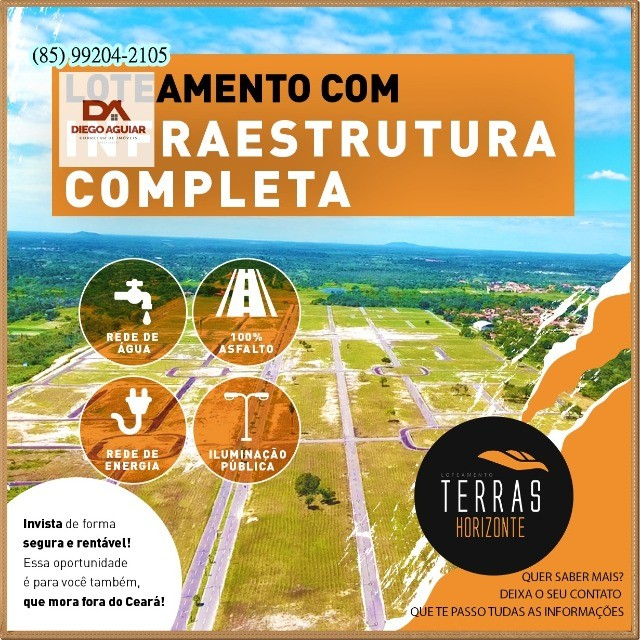 Terras Horizonte Loteamento %¨&*( - Foto 7