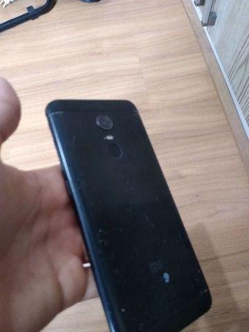 Xiaomi redimi 5 plus para concerto ou retirada de peças! - Foto 3
