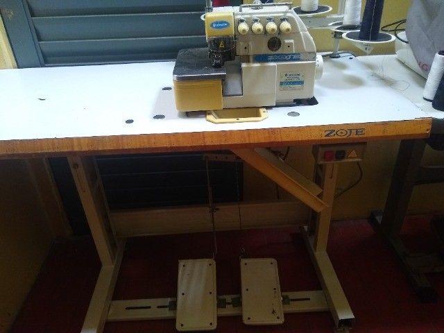 Máquina de costura interlock. - Foto 2