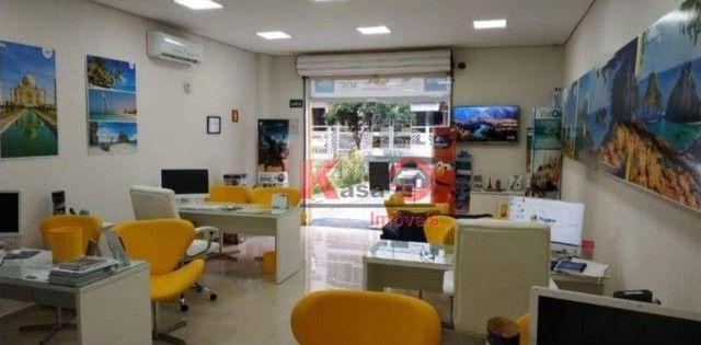 Loja à venda, 72 m² por R$ 1.250.000,00 - Boqueirão - Santos/SP
