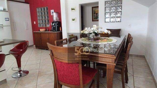 Casa 4 dormitórios, piscina e sala comercial anexa à venda em Coqueiros - Florianópolis/SC - Foto 7
