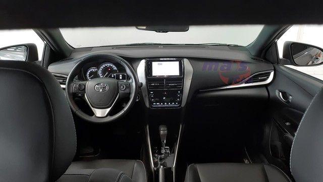 Toyota Yaris XLS 1.5 16V CVT FLEX - Foto 7