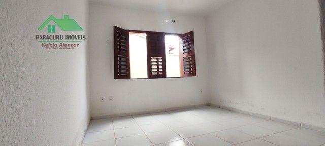Ampla casa nova com dois quartos pertinho da rádio mar azul em Paracuru - Foto 10