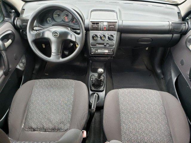 Chevrolet Corsa classic completo vendo troco e financio R$ 18.900,00 - Foto 14
