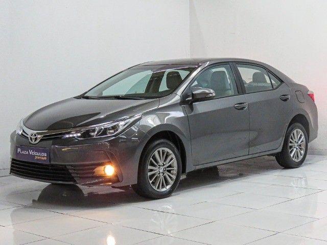 Toyota Corolla 1.8 GLI Upper Flex Automático 2018/2018