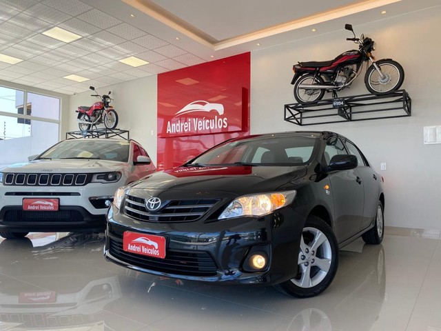 Toyota Corolla GLI 1.8 Flex Automtico Completo 2014