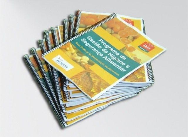 Apostilas, tarefas e conteúdos impressos sem sair de casa  - Foto 3