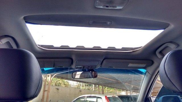 Honda Cr-V 2.0 EXL 4WD - 2011, teto solar, banco em couro e mais - Foto 8
