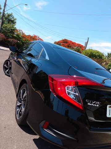 Civic EXL 2.0 único dono apenas 28000km R$ 101.900,00