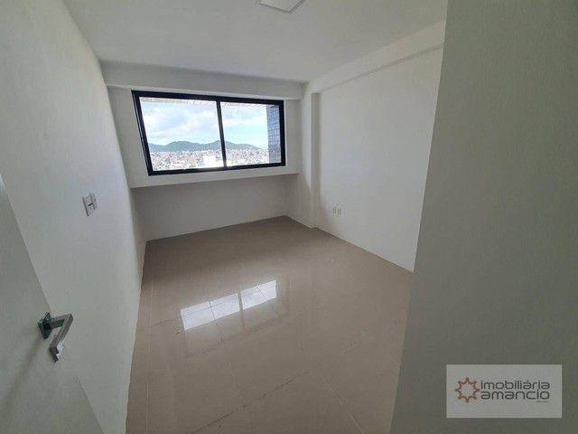 Apartamento com 1 dormitório à venda, 40 m², no Edf Belleville - Universitário - Caruaru/P - Foto 4