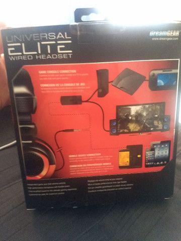 Headset  universal elite  - Foto 5