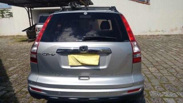 Honda Cr-V 2.0 EXL 4WD - 2011, teto solar, banco em couro e mais - Foto 5