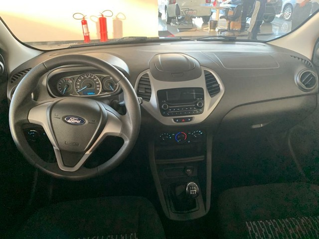 Ford Ka SE 1.0 Flex 2020 - Foto 8