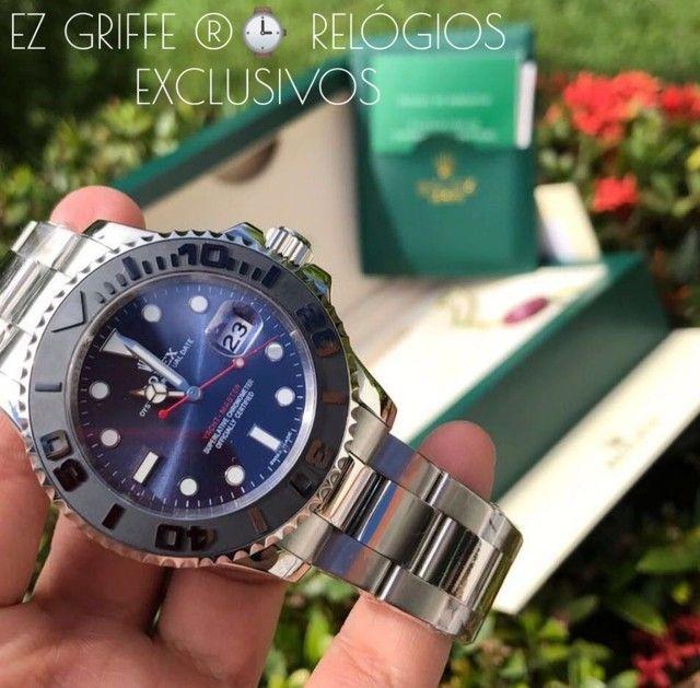 -TOP ® ROLEX- (Invicta Diesel Nixon Casio Rolex Tag Heuer Armani Michael Kors Hublot) - Foto 4