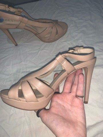 Sandália de salto  - Foto 3