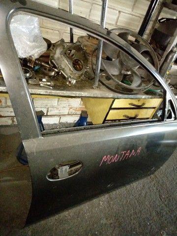 Porta montana lado direito original  - Foto 3