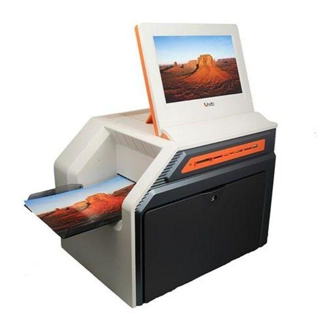 impressora da hiti P510k tudo funcionando perfeitamente estado - Foto 2