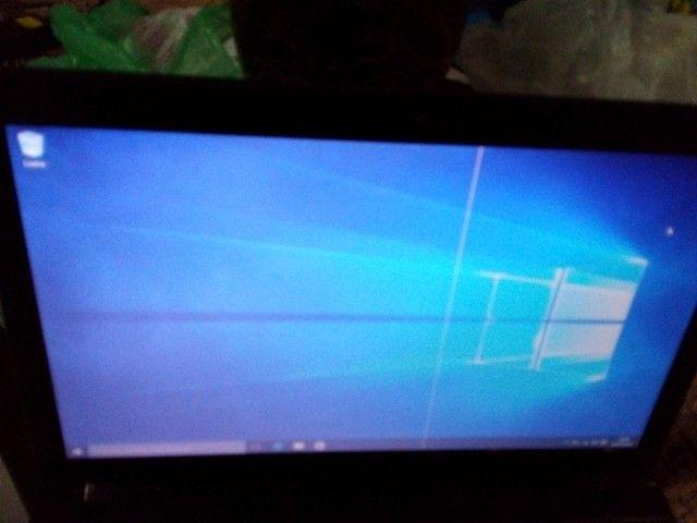 Notebook Acer i3 2348 com Detalhe na tela  - Foto 3