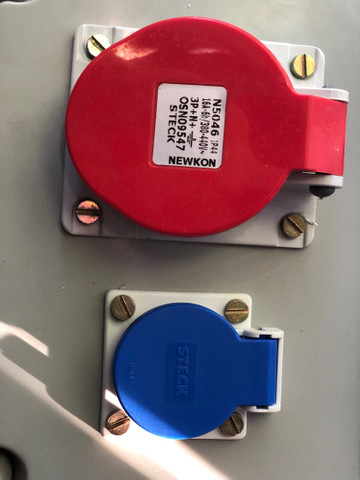 Painéis elétricos novos - Foto 2
