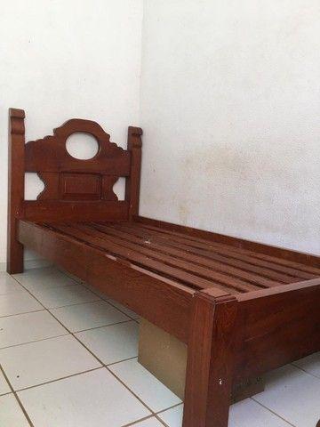 Cama madeira pura - Foto 3