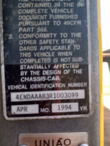 Caminhão ano 1994<br><br> - Foto 4