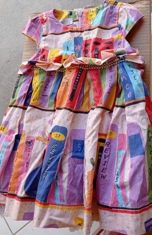 Roupas e colcha de berço infantil - Foto 4