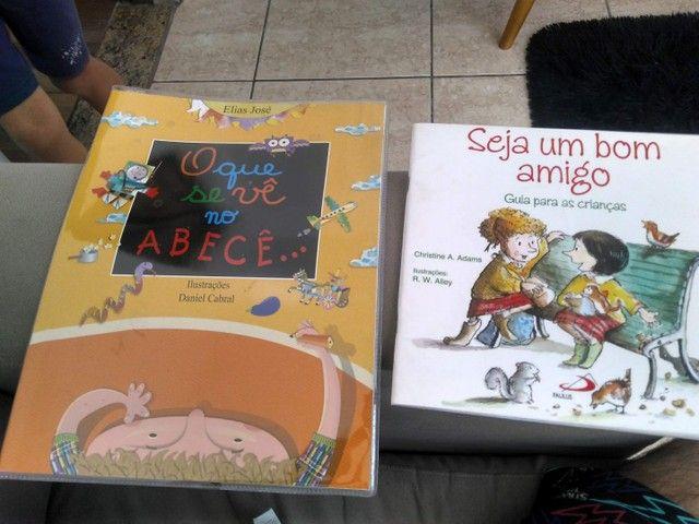 2 Livros por R$ 30,00