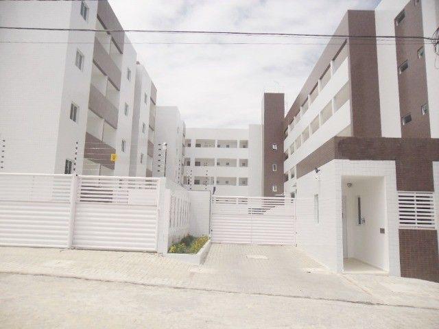 Apto c/ 03 quartos c/ elevador e área de lazer próximo à Unipê - Foto 18