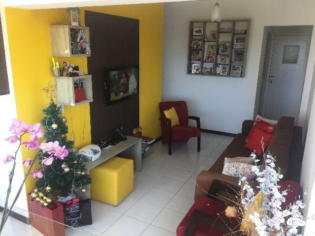 Apartamento 2 quartos nascente no Salvador Ville - Paralela