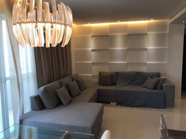 Exclusivo Apartamento no Residencial Estrela do Atlântico em Ponta Negra