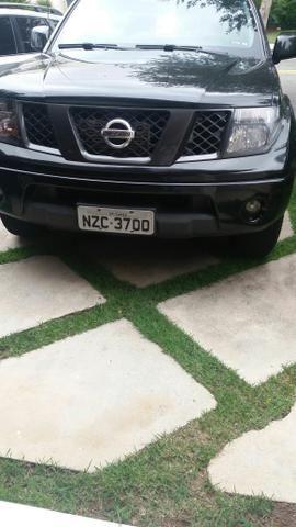 Nissan Frontier vendo ou troco