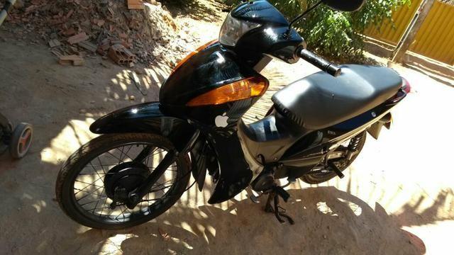 Biz 100cilindrada é só pedal 2012/2013