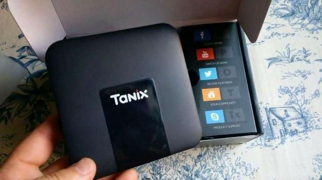 TX3 Mini 4K Tv Box 2GB/16GB Tanix (Novo) Zap=81-99664-6094