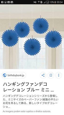 Balões De Papel