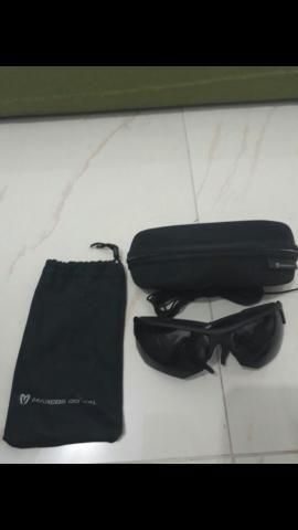 Óculos Marcos do Val SPARTAN BLACK