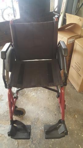 Cadeira De Rodas Jaguaribe. so whassap 987373711
