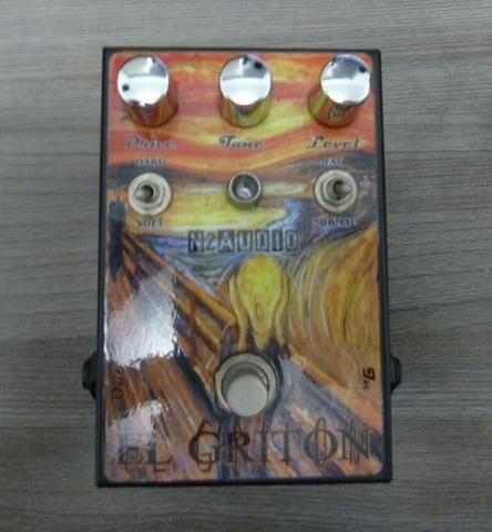 Pedal El Griton N2Audio - TS808 clone