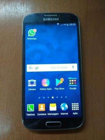 Samsung Galaxy S4 GT-19515L 4G original, perfeito estado