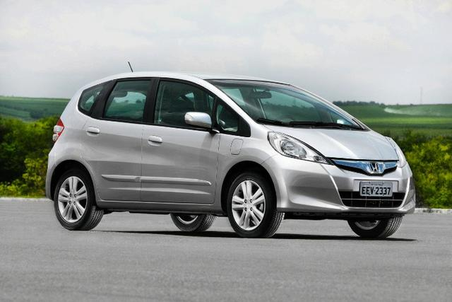 Honda Fit LX ( 48 x 881,00 melhor custo beneficio da categoria ligue e agende sua visita )