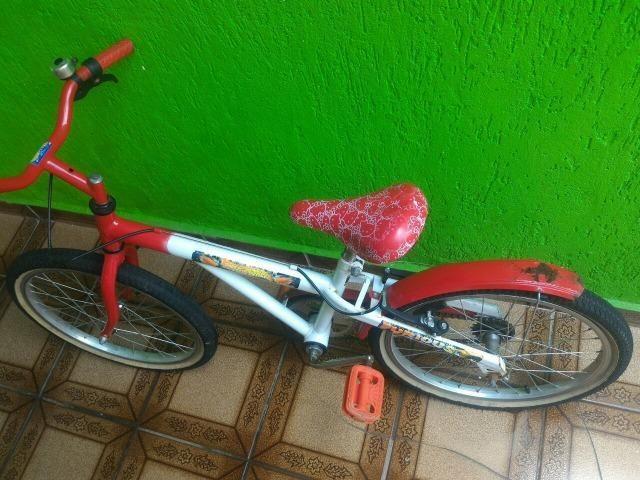 Bicicleta Infantil Caloi - Hello Kitty