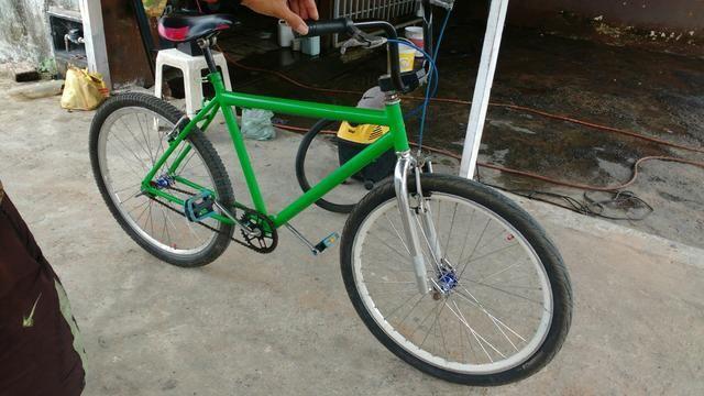 Bicleta pefeita pra vc 250$