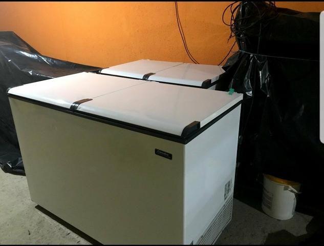 Freezer Esmaltec 504 LT