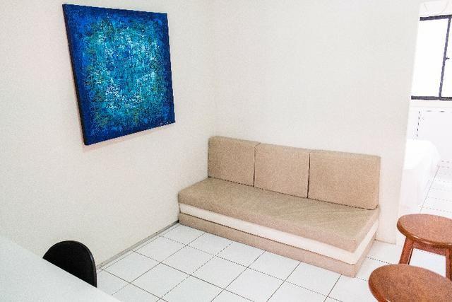 Flat 103, 4º pavimento Boa Viagem, completíssimo, Praia e Shopping Center - Foto 14
