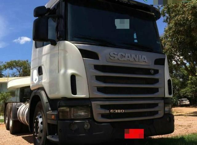 Scania perfeito